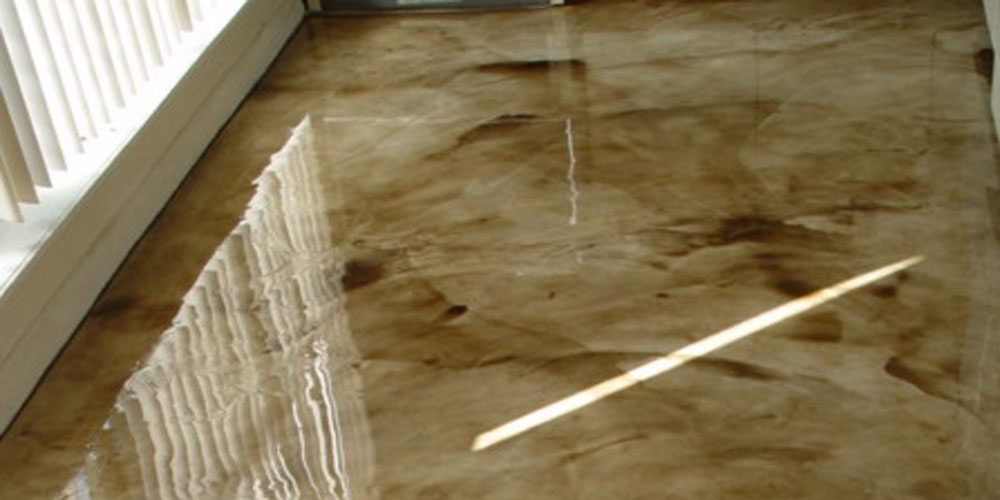 Interior Gallery Custom Epoxy Finishes Floor And Wall